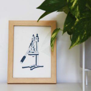 הדפס קלאסי | מסחטת זקסנברג