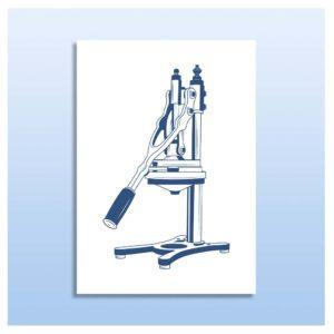 Classic Zaksenberg Juicer Print
